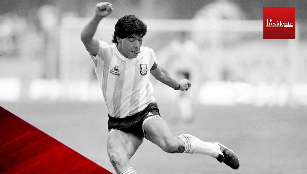 Se va un ídolo del futbol: fallece Maradona.