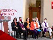 Sánchez Cordero: Basta de feminicidios y violencia.