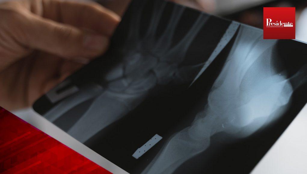 Joe Biden sufre fractura mientras jugaba con su perro Major