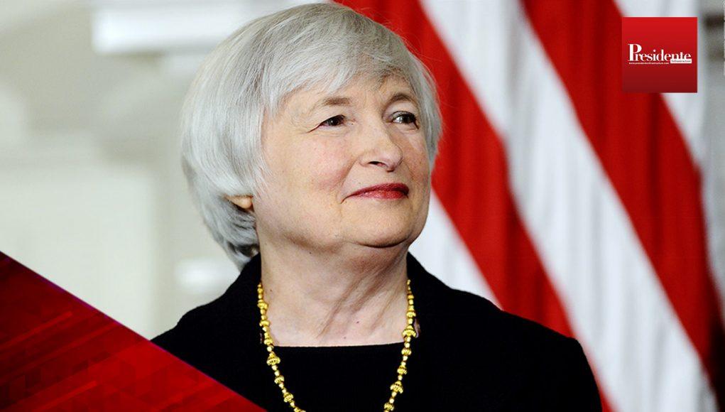 Biden postula a Janet Yellen para el Departamento del Tesoro