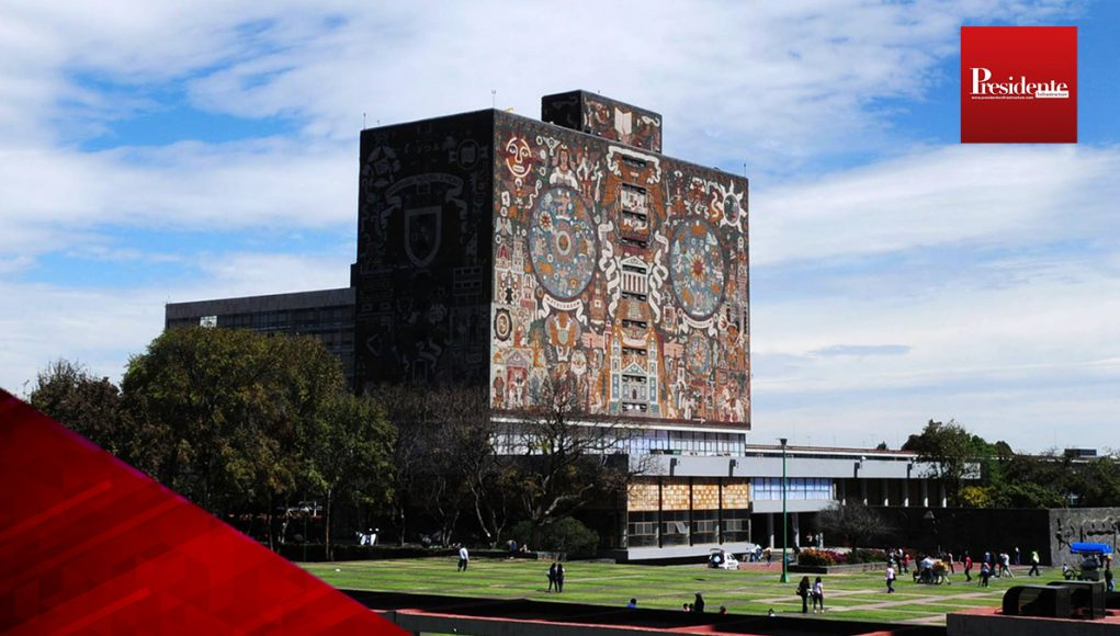 Seguirán las clases virtuales en la UNAM.