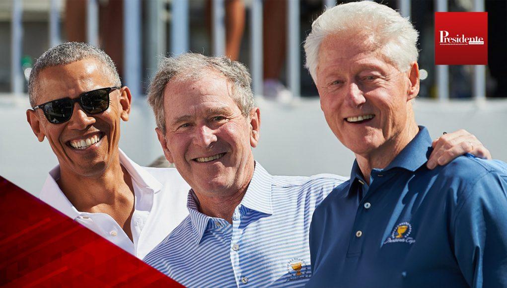 Expresidentes estadounidenses recibirán vacuna contra COVID-19 de manera pública.