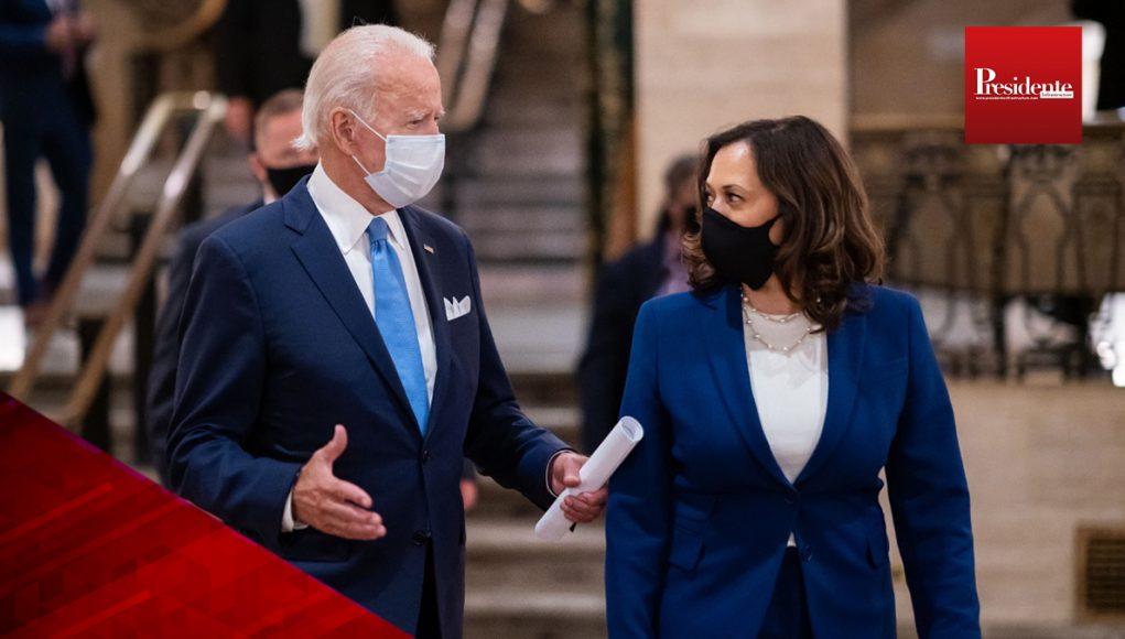 Biden invitará a estadounidenses a usar mascarilla durante sus primeros 100 días de mandato.